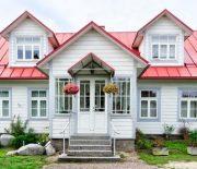 Ett vackert hem men med radon?